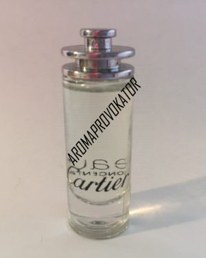 Cartier eau de Concentree 5 ml EDT