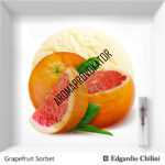 Edgardio Chilini Grapefruit​ Sorbet 2 ml